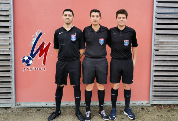 UN TRIO ARBITRAL IMPLIQUE
